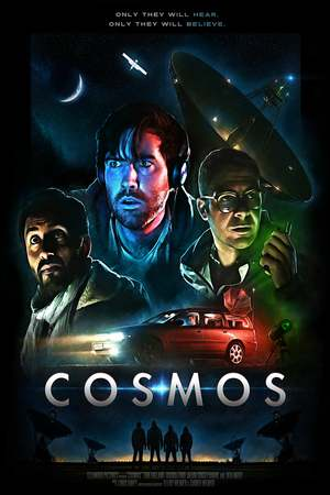 Cosmos (2019) DVD Release Date