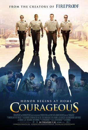 Courageous (2011) DVD Release Date
