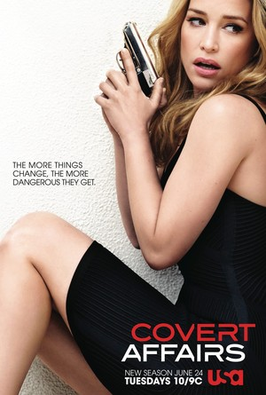 Covert Affairs (TV Series 2010) DVD Release Date