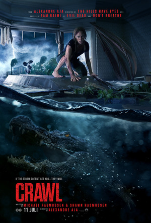 Crawl (2019) DVD Release Date