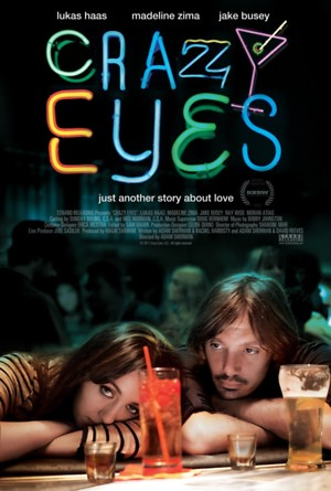 Crazy Eyes (2012) DVD Release Date