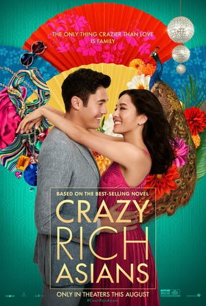 Crazy Rich Asians (2018) DVD Release Date