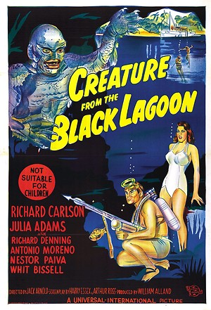 Creature from the Black Lagoon (1954) DVD Release Date