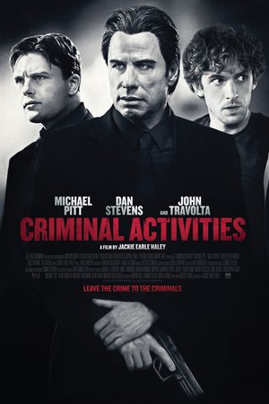 Criminal Activities (2015) DVD Release Date