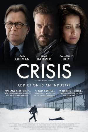 Crisis (2021) DVD Release Date