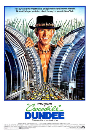 Crocodile Dundee (1986) DVD Release Date