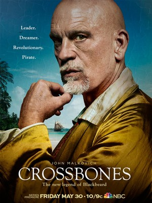 Crossbones (TV Series 2014- ) DVD Release Date