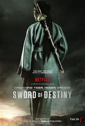 Crouching Tiger, Hidden Dragon: Sword of Destiny (2016) DVD Release Date