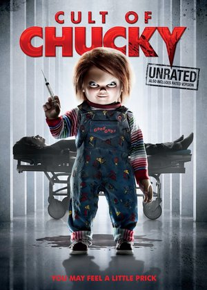 Cult of Chucky (2017) DVD Release Date