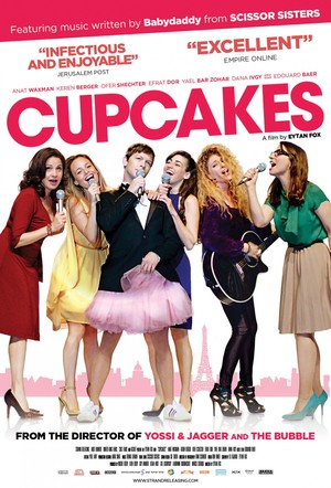 Cupcakes (2013) DVD Release Date