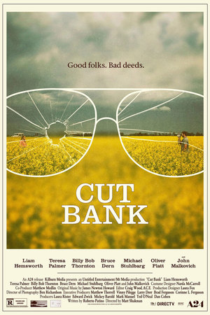 Cut Bank (2014) DVD Release Date