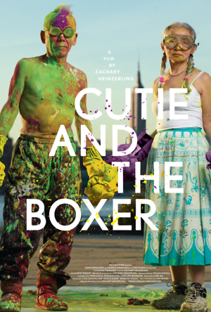 Cutie and the Boxer (2013) DVD Release Date