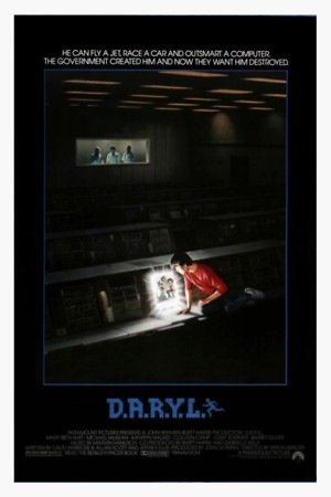 D.A.R.Y.L. (1985) DVD Release Date
