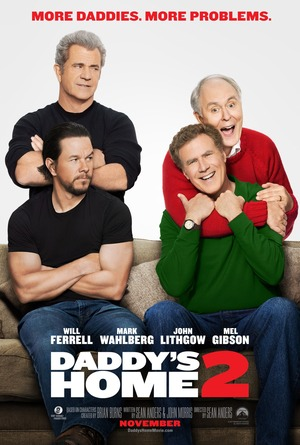 Daddy's Home 2 (2017) DVD Release Date