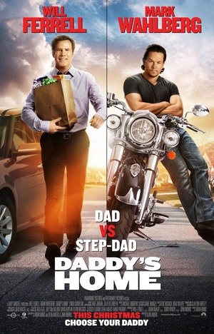 Daddy's Home (2015) DVD Release Date