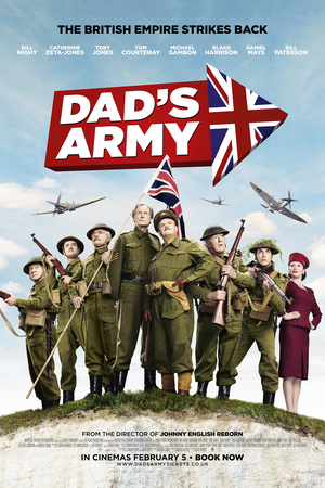 Dad's Army (2016) DVD Release Date