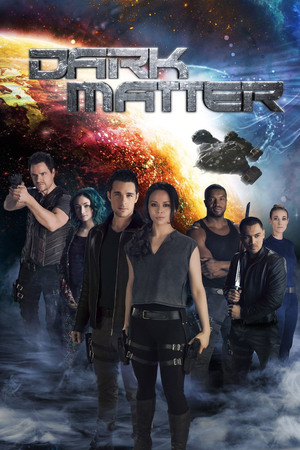 Dark Matter (TV Series 2015- ) DVD Release Date