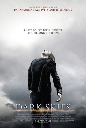 Dark Skies (2013) DVD Release Date