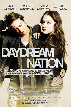Daydream Nation (2010) DVD Release Date