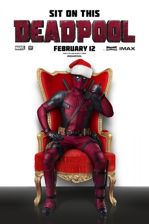 Deadpool (2016) DVD Release Date
