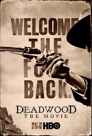 Deadwood: The Movie (TV Movie 2019) DVD Release Date