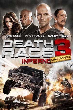 Death Race: Inferno (2013) DVD Release Date