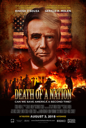 Death of a Nation (2018) DVD Release Date