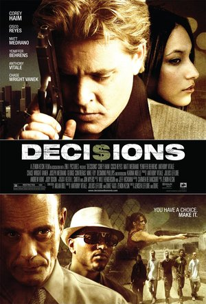 Decisions (2011) DVD Release Date