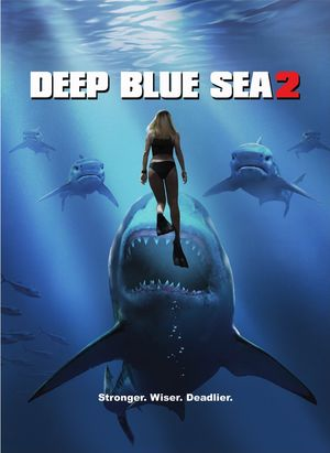 Deep Blue Sea 2 (2018) DVD Release Date