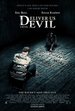 Deliver Us from Evil (2014) DVD Release Date