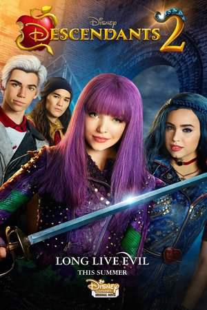 Descendants 2 (TV Movie 2017) DVD Release Date