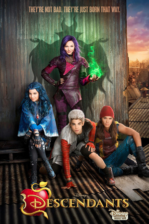 Descendants (TV Movie 2015) DVD Release Date