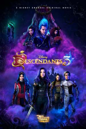 Descendants 3 (2019) DVD Release Date