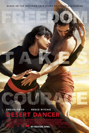 Desert Dancer (2014) DVD Release Date