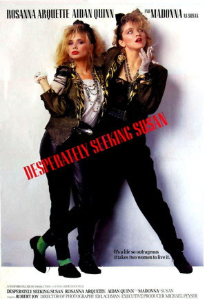 Desperately Seeking Susan (1985) DVD Release Date