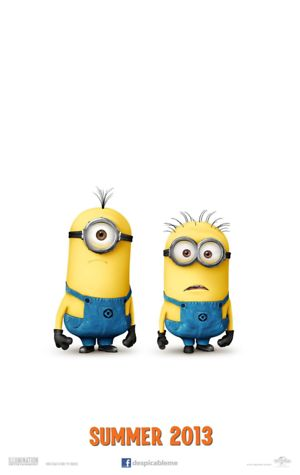 Despicable Me 2 (2013) DVD Release Date