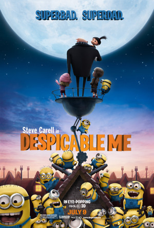 Despicable Me (2010) DVD Release Date