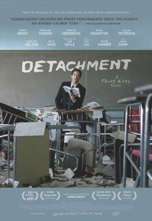 Detachment (2011) DVD Release Date