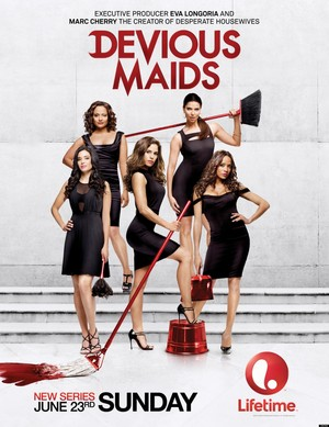 Devious Maids (TV Series 2013- ) DVD Release Date