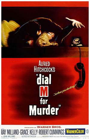 Dial M for Murder (1954) DVD Release Date