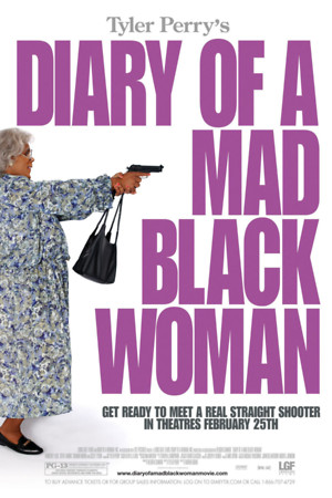 Diary of a Mad Black Woman (2005) DVD Release Date