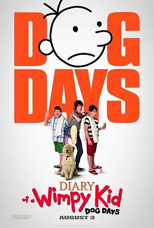 Diary of a Wimpy Kid: Dog Days (2012) DVD Release Date