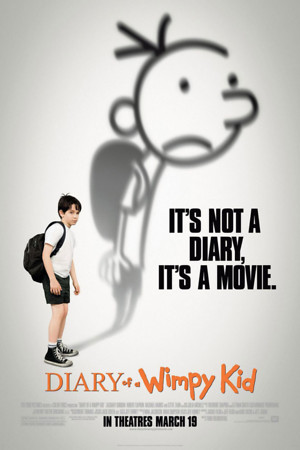Diary of a Wimpy Kid (2010) DVD Release Date