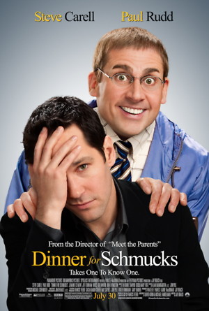 Dinner for Schmucks (2010) DVD Release Date