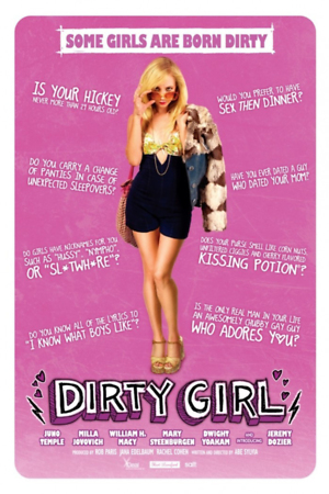 Dirty Girl (2010) DVD Release Date