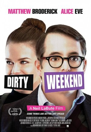 Dirty Weekend (2015) DVD Release Date