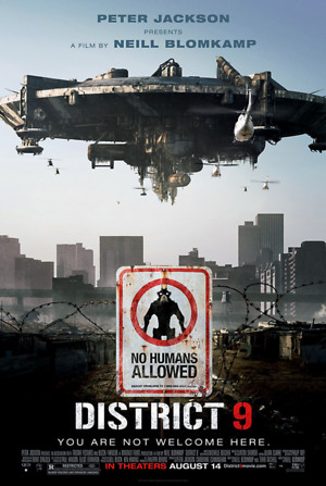District 9 (2009) DVD Release Date