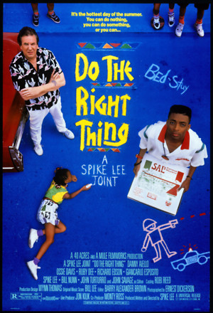 Do the Right Thing (1989) DVD Release Date