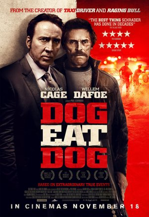 Dog Eat Dog (2016) DVD Release Date