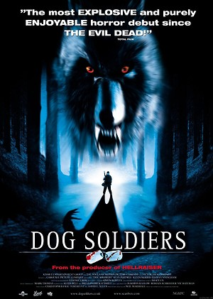 Dog Soldiers (2002) DVD Release Date